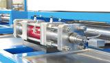 Máquina de estaca Waterjet do metal da linha central popular do tamanho 4