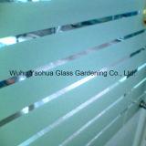 4мм -12 мм матового стекла для управления разделами