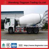 Misturador concreto novo do caminhão de Sinotruk HOWO para África