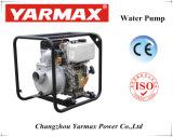 Yarmax 2/3/4/6 pouce de pompe à eau diesel refroidie par air