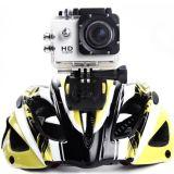 1080P 30m Underwater Camera Waterproof Ação Helmet Cam Sports