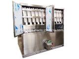 30-5000 Kgの立方体の製氷機の氷のCuber機械完全なダイスの氷メーカー
