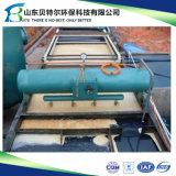 Planta de tratamiento de aguas residuales de la industria láctea, Máquina de tratamiento de aguas residuales oleosas