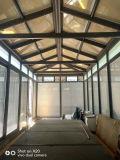 二重ガラスのための細胞または蜜蜂の巣のブラインド