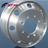 отполированное 17.5X6.0 выковало оправу колеса алюминиевого сплава