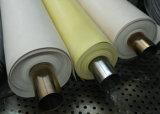 Feuille en caoutchouc résistante à l'usure de Viton, feuille en caoutchouc de FKM, feuille de Fluorubber