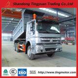 HOWO 6*4 판매를 위한 디젤 엔진 덤프 트럭
