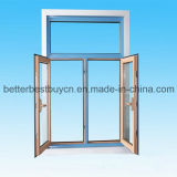 최고 가격 고품질 알루미늄 합금 여닫이 창 Windows