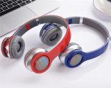 Écouteur sans fil stéréo d'écouteur de Bluetooth d'éclairage LED