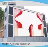 En el exterior P4 SMD de alta definición Pantalla LED de color