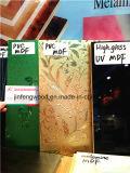 Hoog MDF/van de melamine polijst UVMDF/MDF van pvc (1220*2440mm)