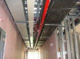火の評価される天井及び区分のファイバーのセメントのボード