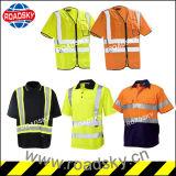 Hohe Kraft-Umhüllungen-Hose-Regenmantel-Schutz-Sicherheits-Großhandelskleidung