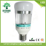 Bombilla 16W 18W 22W 28W 36W Aluminio + Glass LED Lighting