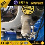 Machine sertissante de boyau à haute pression tressé bon marché électrique d'acier inoxydable de la CE