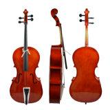Gli allievi di livello base di vendita calda hanno laminato la marca del violoncello