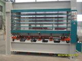 Appuyer la machine pour la machine de transfert de presse de la chaleur de machine de travail du bois de contre-plaqué