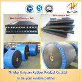 Cinturón de caucho de nylon pesado de gran capacidad