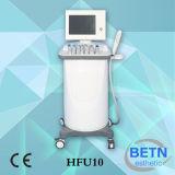 Remoção de rugas Hifu ultra-som de frequência de Alta Intensidade para o rejuvenescimento da pele