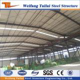 Progetto di costruzione economico del gruppo di lavoro prefabbricato della struttura d'acciaio