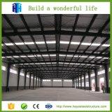 Het geprefabriceerde Pakhuis van het Frame van de Structuur van het Aluminium wierp het Project van de Bouw af