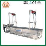 Hochdruckwaschmaschine-Sojabohnensprosse-Reinigungs-Maschinerie-Luftblasen-Ozon-Unterlegscheibe