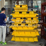 Moulage automatique hydraulique de bloc de cavité de la colle de générateur de bloc concret