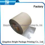 Спирт Prep блока упаковки бумаги из алюминиевой фольги