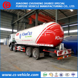 안전한 납품 유조 트럭 5-35.5m3 LPG 수송 유조 트럭