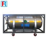 低温学の熱絶縁体のガス容器タンク