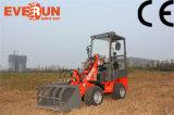 Qingdao Everun Er06 Italie mini chargeuse à roues de transmission hydrostatique