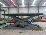 Garage souterrain sous-sol Voiture de relevage hydraulique