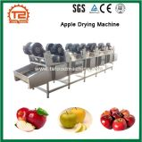 Pomme de terre crue d'acier inoxydable, machine de séchage d'Apple d'oignon de raccord en caoutchouc