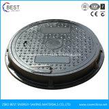 C250 fatto in coperchio di botola rotondo della resina della Cina En124 SMC