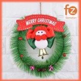 (3 в 1) Рождество Санта-Клаус туалет в ванной комнате мест крышку рождественские украшения Fz050003-2