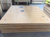 Mejor madera contrachapada de gran tamaño 100% del abedul del ruso de la calidad con extensamente Appliation