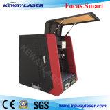 Enclosed отметка 20W 30W 50W лазера волокна металла