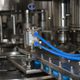 Bebidas de partículas máquina de zumo de llenado