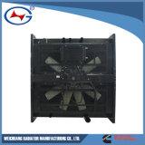 Radiador Qsk60-G21-P-1 de cobre para o radiador refrigerar de água do gerador