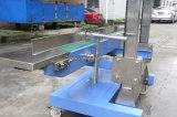 Máquina continua del sellador de la venda del papel de aluminio de la carrocería del hierro