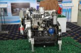 dieselmotor 100HP 125HP voor de Reeks van de Maaimachine van de Rijst en van de Tarwe 4G