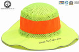 Шлем ведра рыболовства спортов Brim конструкции OEM таможни большой