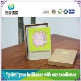Impression de calendrier de papier cadeau personnalisé de haute qualité