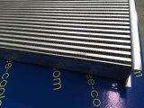 Grand faisceau soudé en aluminium de radiateur de tubes