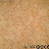 Plancher imperméable à l'eau ignifuge commercial de vinyle de PVC