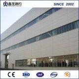 Большое здание с стальные конструкции Fabrication