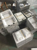 A presión el molde de la fundición para el conjunto plástico, molde para el envase del rectángulo del alimento de la espuma