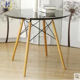 Réplique de verre de salle à manger haut Eiffel Dsw Eames Table