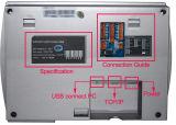 RFIDのカード読取り装置(USCANII/ID)との指紋のアクセス制御
