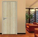 Portas de alumínio do baixo preço, porta americana, preço contínuo da porta